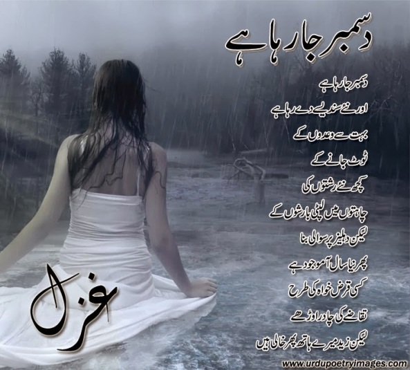 December Ja Raha Hai Best December Poetry